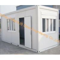 Quality Customized fresh keeping quick frozen modular cold room 230V 1ph 50/60Hz refrigeration equipment for sale