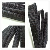 Quality Polyester Self-locking Self Wrapping Sleeving for Cable Protection for sale