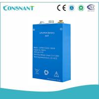 China Green Protection Lithium Iron Battery Pack High Capacity IP65 1500 Times Cycle Life on sale