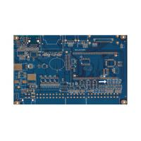 Quality High Tg FR4 Double Sided PCB Board Printing for Digital Theater Systems for sale