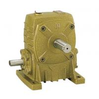 Quality WP Worm Gear Gearbox WPS80 Solid Shaft Mounted Speed Reducers for sale