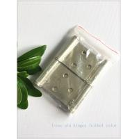 """Quality 3"""" Np Pivot Soft Close Hinges , Heavy Duty Hinges 2 Pieces 3 Holes High Security for sale"""