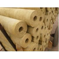 Rockwool pipe insulation quality rockwool pipe for Mineral wool pipe insulation