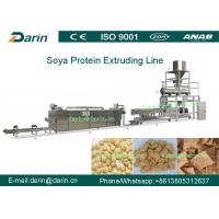 Quality Swiss Technology Soya Chunks Extruder Machines for sale