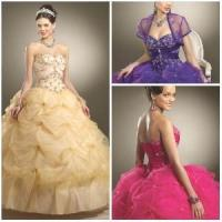 Quality 2012 New Magnificent Sweetheart A-Line Sheath Jacket Ruffle Beaded Tulle Satin Quinceanera Dresses (QD-016) for sale