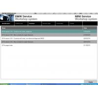 Quality Programming BMW Diagnostics Tool Software ISIS ISID for BMW ICOM A1 A2 for sale