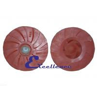 Quality Abrasion and corrosion resistant slurry pump impeller for sale