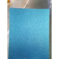 Quality Blue Color Anti - Finger Print Hot Dipped Galvalume Steel Sheet for sale