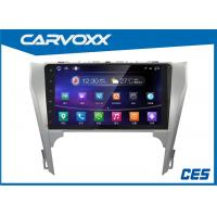 Quality 10.2 inch Tablet GPS Car Navigation System for Toyota Camry for sale