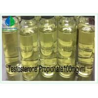 Quality Anabolic Steroids Testosterone Propionate 100mg/Ml Oil Liquid For Increase Muscle Strength for sale