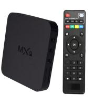Quality KODI preloaded Android 4.4 full HD media Amlogic S805 MXQ TV box 1GB 8GB 2014 the newest MXQ amlogic s805 quad core tv b for sale