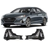 Quality OE Style LED Fog Lamp Assy Led Day Running Lights For Hyundai New Sonata 2018 for sale