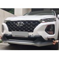 Quality HYUNDAI All New Santafe 2019 Auto Accessories , Rear and Front Car Bumper Guard for sale