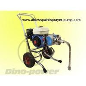 Buy cheap DP-6845 gasoline engine powered airless painting pump & airless spray gun set, from wholesalers