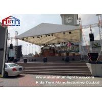 Quality Durable Structure Aluminum Stage Truss For Party / Lightweight Lighting Truss for sale