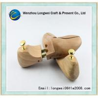 Quality Two Way Wooden Shoe Stretcher / Wooden Shoe lasts Adjustable For Men Sizes for sale