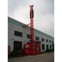 Quality 22×2kw 0-63m/min Lifting Speed Building Material Hoist Smooth Start for sale