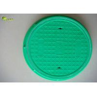 China Composite Resin Manhole Cover Hydrant Ductile Iron Rain Drain Grating With Frame on sale