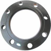 Steel backing ring