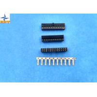 Quality Pitch 2mm LVDS Connectors, WTB Dupont Connector Double Row Wire Housing With 3 Bumps for sale