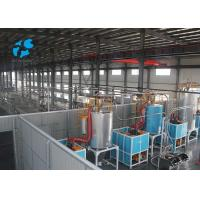 Buy cheap 1000-2400kg / H Throughput PET Crystallizer Dryer Customized Fast Drying Speed from wholesalers