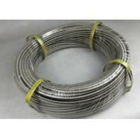 """Quality Domestic PTFE Braided Hose , 1 / 4""""  Braided Hose Working Temperature 220C for sale"""