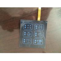 Quality 4 Waterproof Lcd Touch Screen Panel , Wifi Glass Touch Switch Panel For Home Appliance for sale