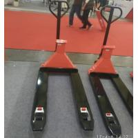Quality Low Profile Pallet Jack With Weight Scale Commercial And Industrial Use for sale