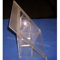Quality OEM Plastic Countertop Acrylic Display Case Stand for sale