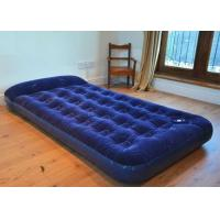 Buy Sofa Bed Furniture Best Inflatable Bed , Inflatable Air Mattress For Sleeping At at wholesale prices