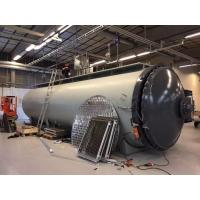 Quality High Performance Carbon Fiber Autoclave 1.5X4M For Aviation New Condition for sale