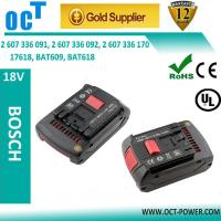 Buy cheap Superior Power Tools Batteries Bosch 18V 3Ah Li-ion from Wholesalers
