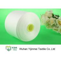 Buy AAA Brand Polyester Spun Yarn Z Twist  Bright On Plastic or Paper Cone at wholesale prices