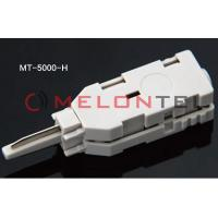 China 2 4 Pin Krone Module Test Probe Head Plug With PBT ABS Material , Cable Length 1.5m on sale