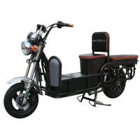 China 72V Adult Electric Bike Black Battery Powered Bicycles With Electric Motor on sale