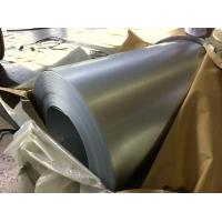 China Cold Rolled GalvanizedSteelCoilFor Wet Concrete , SGCD1 Grade on sale