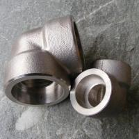 Quality Forged fitting SW Socket welding elbow for sale