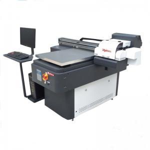 Quality Good price digital Flatbed uv ink tshirt printer From UV led printer manufacturers for sale