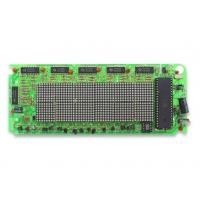 Quality Led Display Board Prototype PCB Assembly 2L Layer Green Solder Mask 1OZ Copper for sale