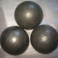 Buy cheap Fast delivery high chrome cast steel ball for cement plant from wholesalers