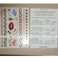Quality Fashionable Newest Hot selling 3D Tattoo Sticker 3D Temporary Tattoos for sale