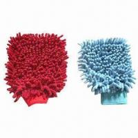 Quality Microfiber Cleaning Cloth, Made of 80% Polyester and 20% Polyamide for sale