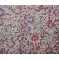 Quality 100% Combed Printing Cotton Fabric for sale