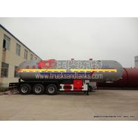 Quality Liquid Ammonia Tanker Truck for sale