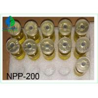 Quality Steroids grape seed oil / mct oil Nandrolone Phenylpropionate / NPP 200mg /ml  For Building Body for sale