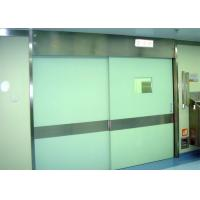 Quality Hospital Stainless Steel Electric Sliding Door For Operating Room for sale
