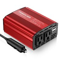 Quality 12V DC to 110V AC Automotive Power Converter , Vehicle Power Inverter for sale
