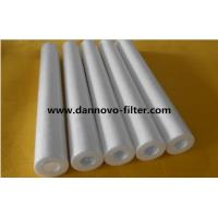 China 1 Micron Melt Blown Filter Water Filter Cartridge Spun PP Sediment Filter Cartridge on sale