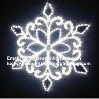 Quality snowflake light effect for sale