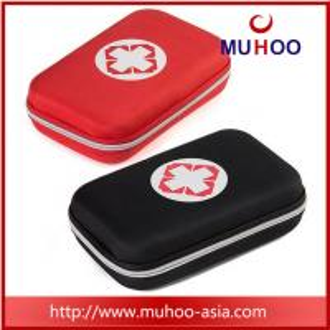 Quality EVA mini emergency medical organizer bag first aid kit for car for sale